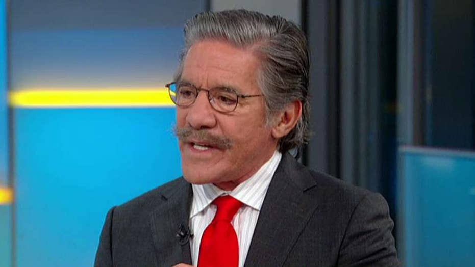 Geraldo Rivera: AG Barr interview should have Comey, Clapper, Brennan 'quaking' in their boots
