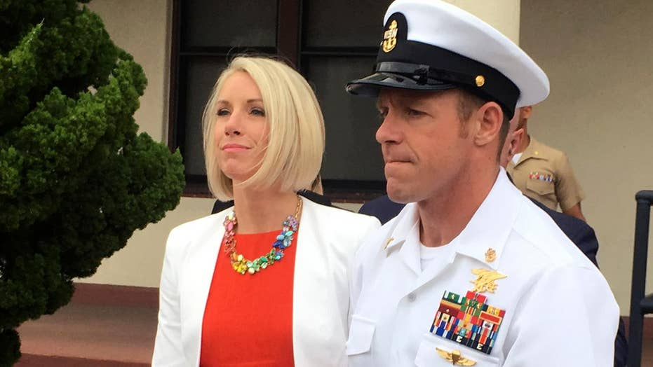 Navy SEAL Eddie Gallagher released from custody ahead of murder trial