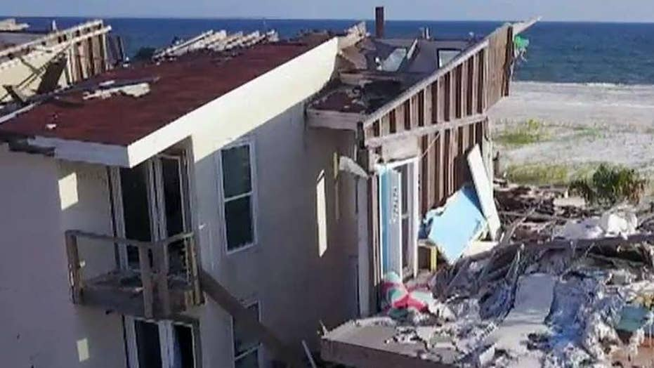 Florida Panhandle still recovering from Hurricane Michael as 2019 storm season begins