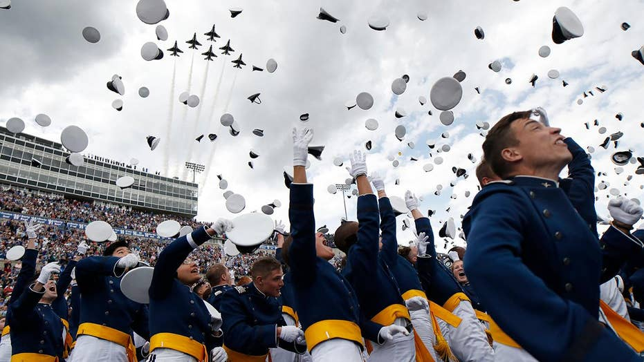 Hats off to Air Force Academy graduates