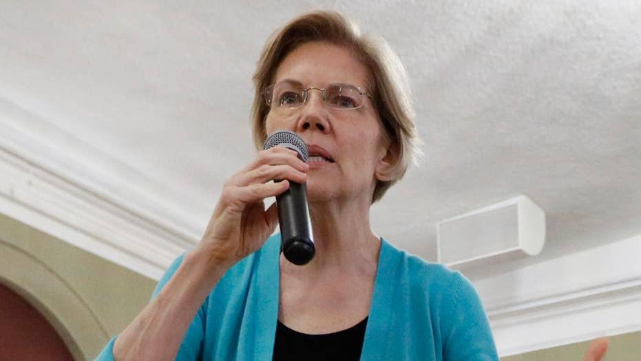 Elizabeth Warren grilled over claims of Native American heritage