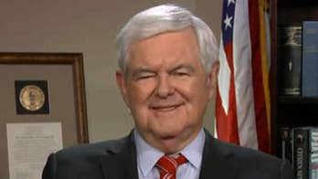 Newt Gingrich responds to impeachment hysteria