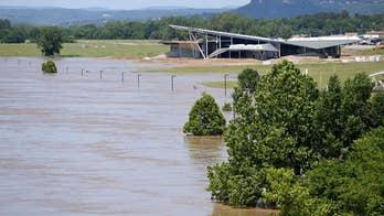 Historic flooding hits Arkansas