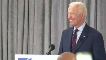 Will Joe Biden be the 2020 Democratic presidential nominee?