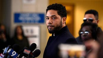 Jussie Smollett posts on Instagram for first time since alleged 'hoax' attack