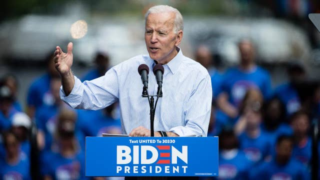 2020 Democratic hopeful Joe Biden makes a play for Texas thumbnail