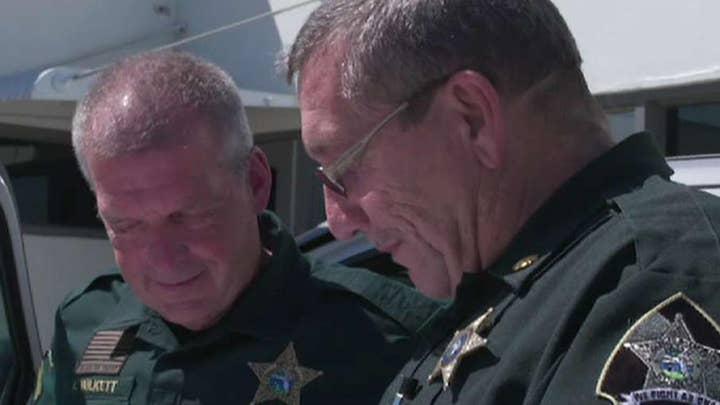 Inside law enforcement's efforts to end human trafficking