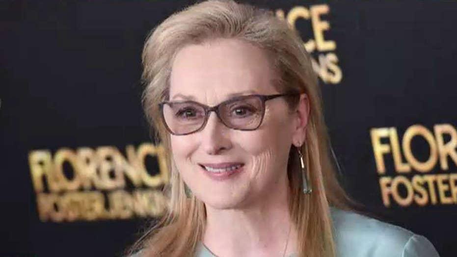 Joe Concha on Toxic Masculinity, Meryl Streep