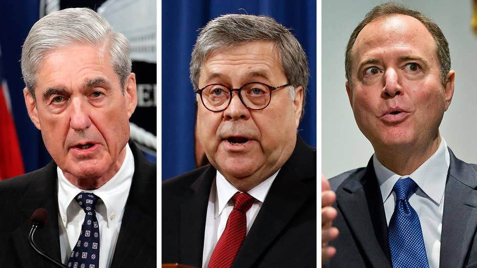 Eric Shawn: Mueller, Barr & Schiff, and the new Russia probe
