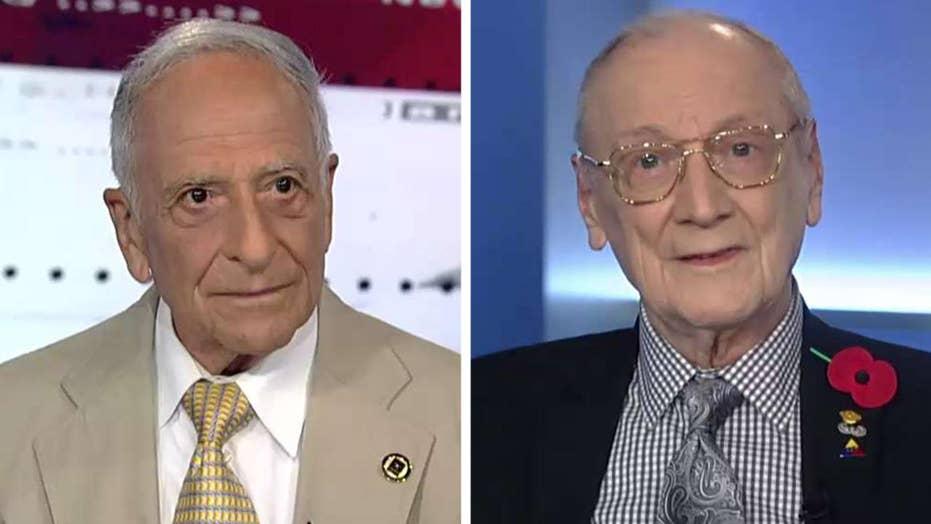 Veterans reflect on their World War II experiences