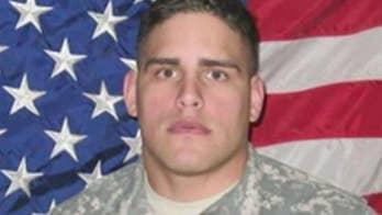 Pete pays tribute Army Ranger Major Agustin 'Augie' Gonzalez