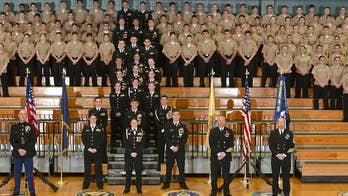 NJROTC cadets named 'the most outstanding unit' in the nation