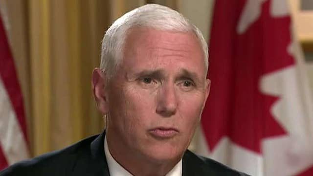 Vice President Mike Pence: I was pleased to see the special counsel announce the investigation is over thumbnail