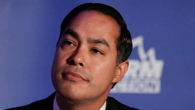 Julián Castro speaks at the California Democratic State Convention thumbnail