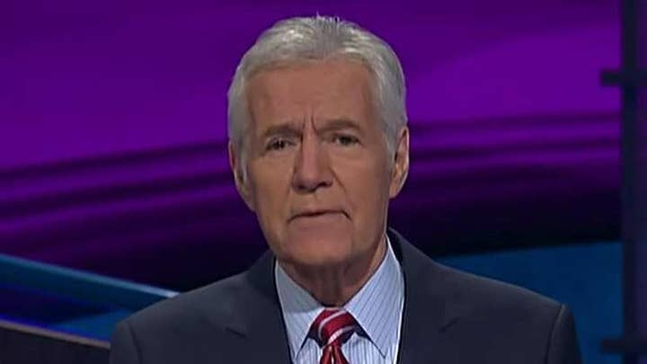 Alex Trebek thanks fans for their prayers to get him through his battle with cancer