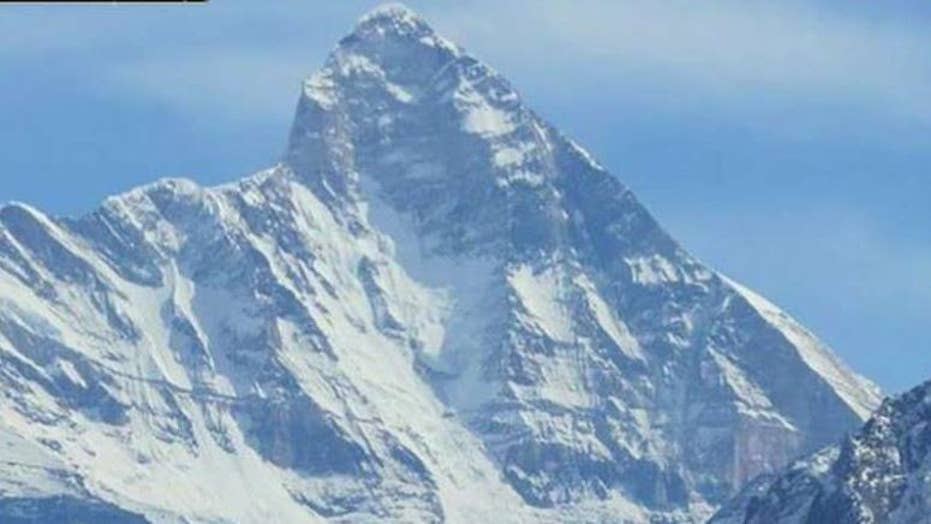 8 climbers missing in Himalayas