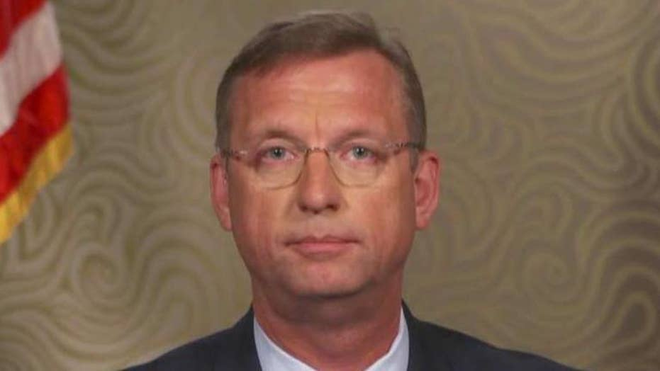 Rep. Doug Collins on growing calls for the House to begin impeachment proceedings against President Trump