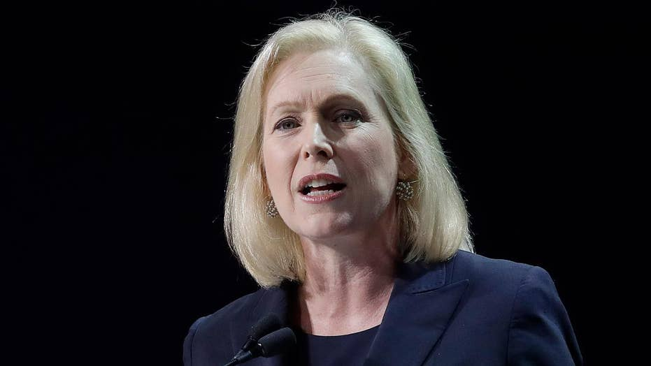 How likely is Kirsten Gillibrand to be the 2020 Democratic nominee?