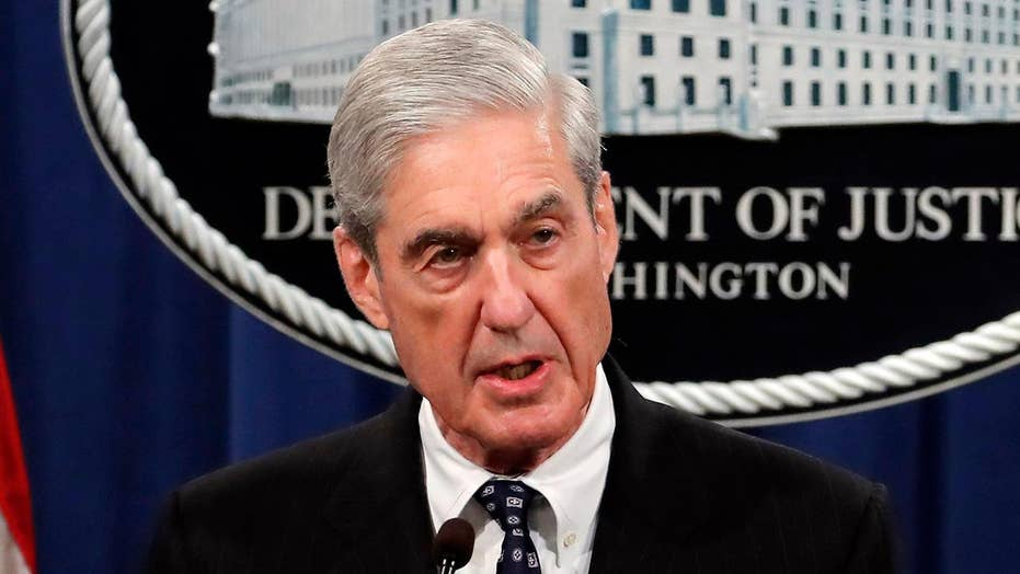 What was Mueller really trying to accomplish with his statement on the Russia probe?