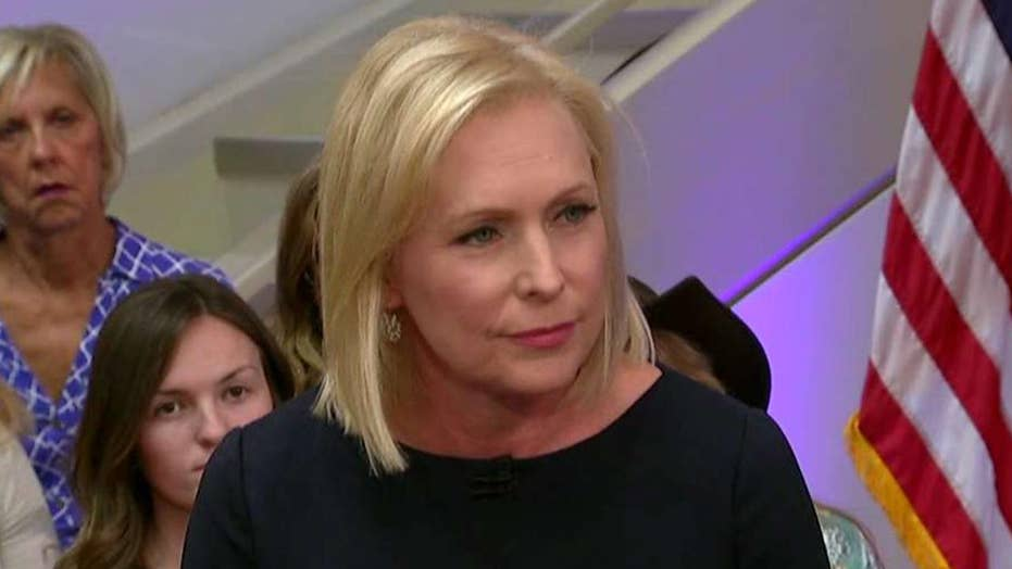Town Hall with Kirsten Gillibrand: Part 1