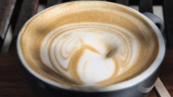 Drinking 25 cups of coffee a day won't hurt your heart, study finds