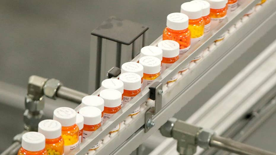 What is the Trump administration doing to lower the cost of prescription drugs?
