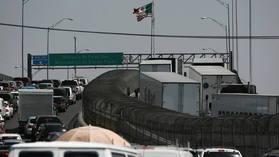 US, Mexico begin talks over tariff threat in Washington