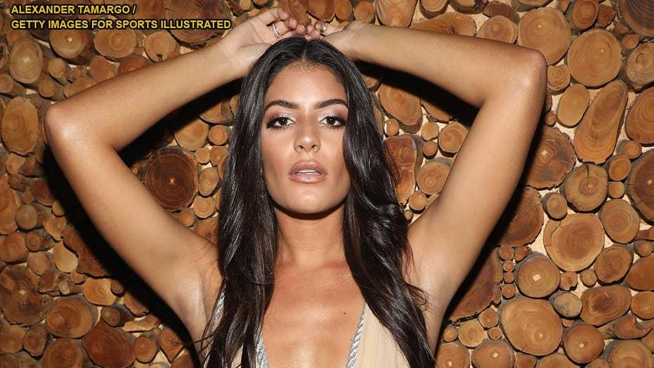 SI Swimsuit's Manuela Alvarez Hernandez says she's grateful for getting a degree before modeling