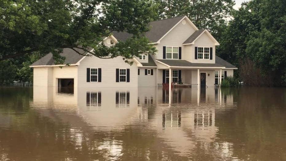 Arkansas braces for severe weather after historic flooding