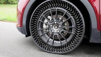 General Motors is looking to reinvent the wheel with revolutionary airless tires