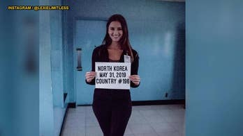 American woman, 21, becomes youngest person to visit every country
