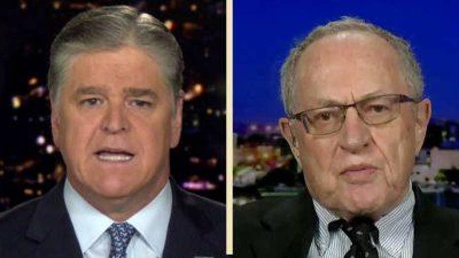 Alan Dershowitz on reported Dowd quote 'distortion'