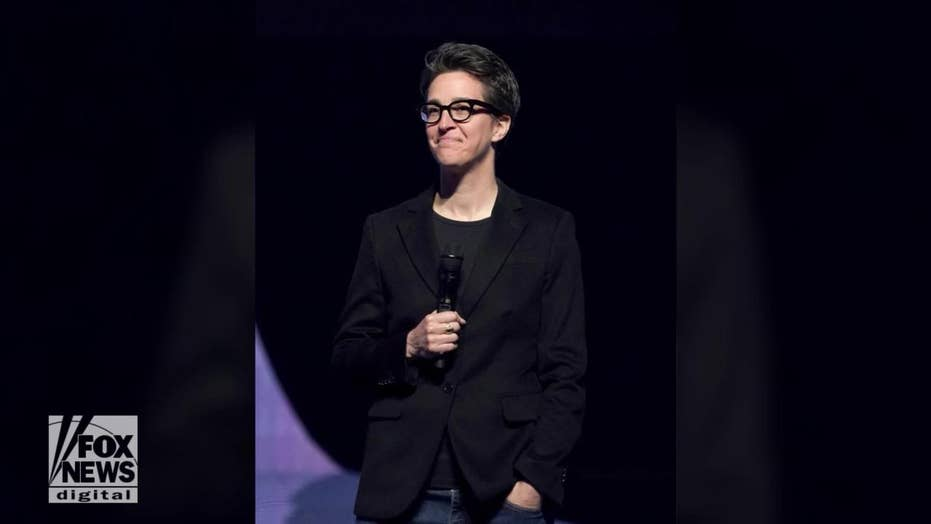 MSNBC's 'The Rachel Maddow Show' gets hit with one-two punch