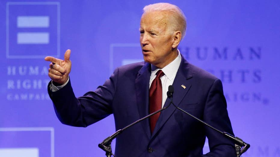 Joe Biden's climate change plan hit with plagiarism charge