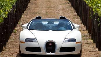 Bugatti Veyron 16.4 Grand Sport test drive