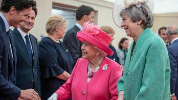 World leaders mark 75 years since D-Day with tribute in Portsmouth, England
