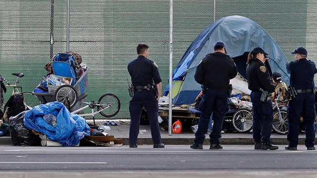 San Francisco pilot program would force homeless and mentally ill into treatment