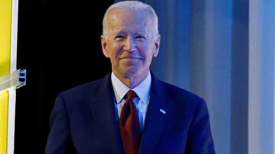 Joe Biden's climate plan faces charges of plagiarism