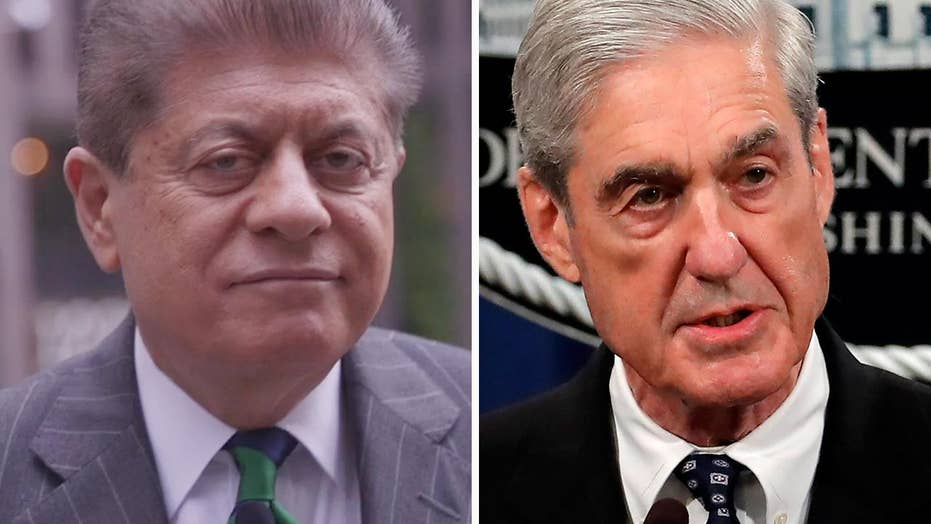 Judge Napolitano: Mueller stirs the pot and the Dems have a decision to make regarding impeachment