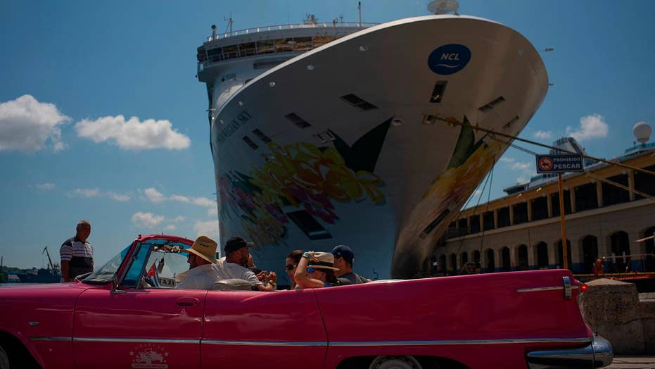 Trump administration imposes new restrictions on travel to Cuba