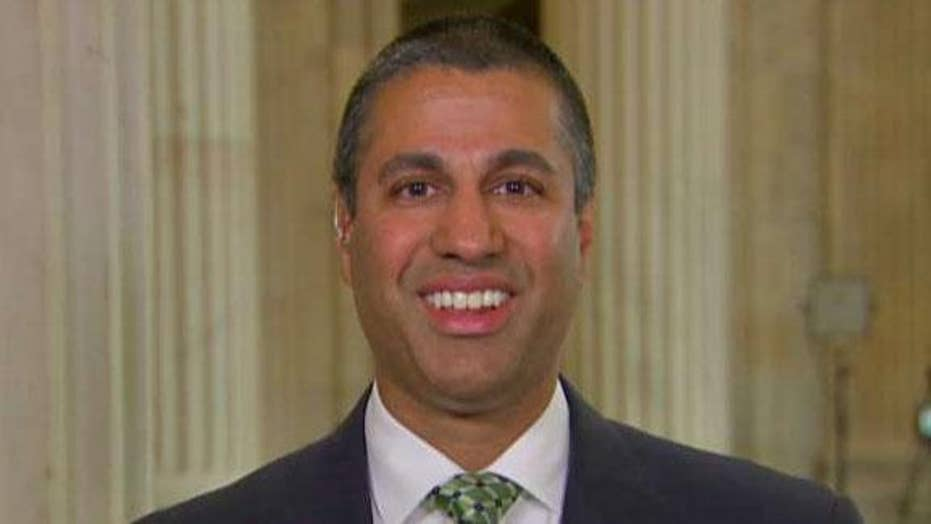 FCC chair on bid to block robocalls, pushback from business
