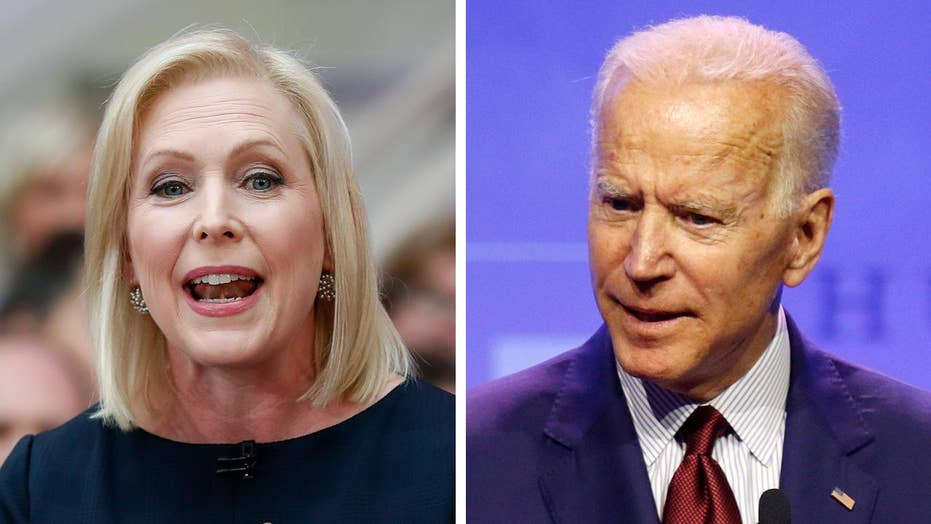 Joe Biden accused of plagiarism in climate plan; Kirsten Gillibrand unveils plan to legalize pot