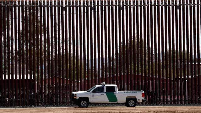 Massive surge in immigration arrests reported at U.S.-Mexico border