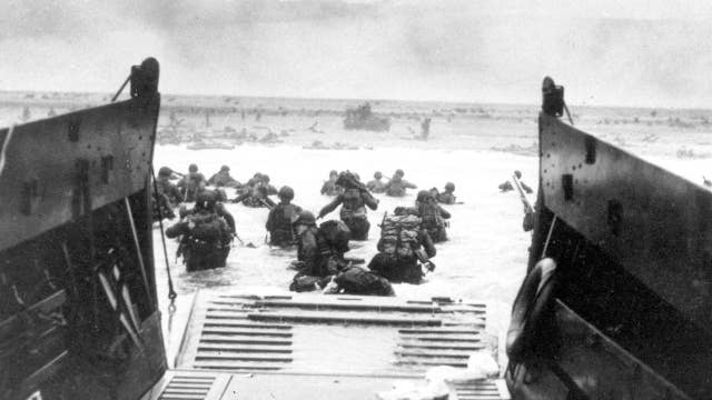 Heroes of D-Day: Veterans remember storming the beaches of Normandy