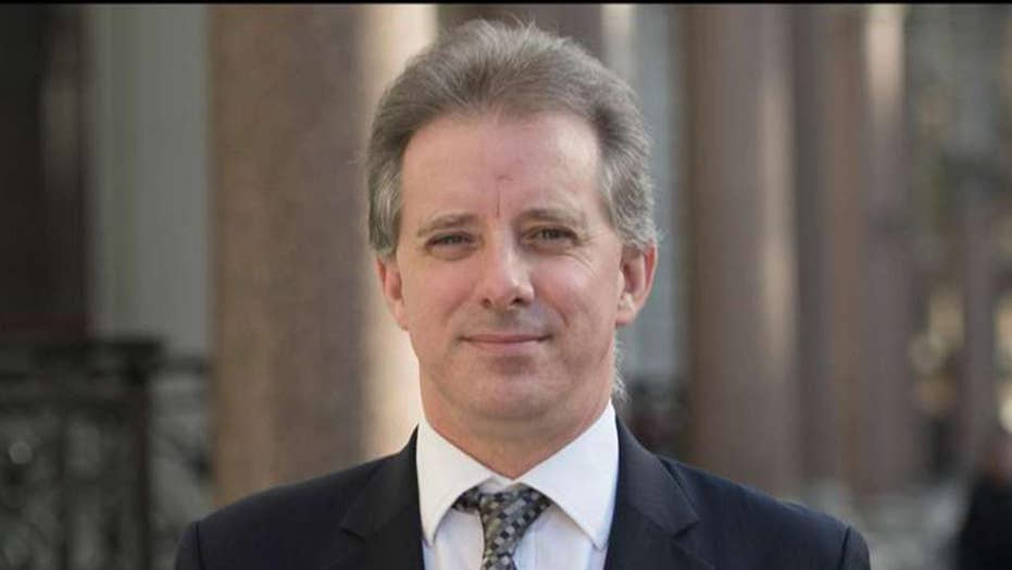 Christopher Steele set to testify to the Department of Justice