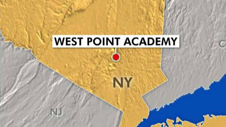 Accident reported at West Point Academy