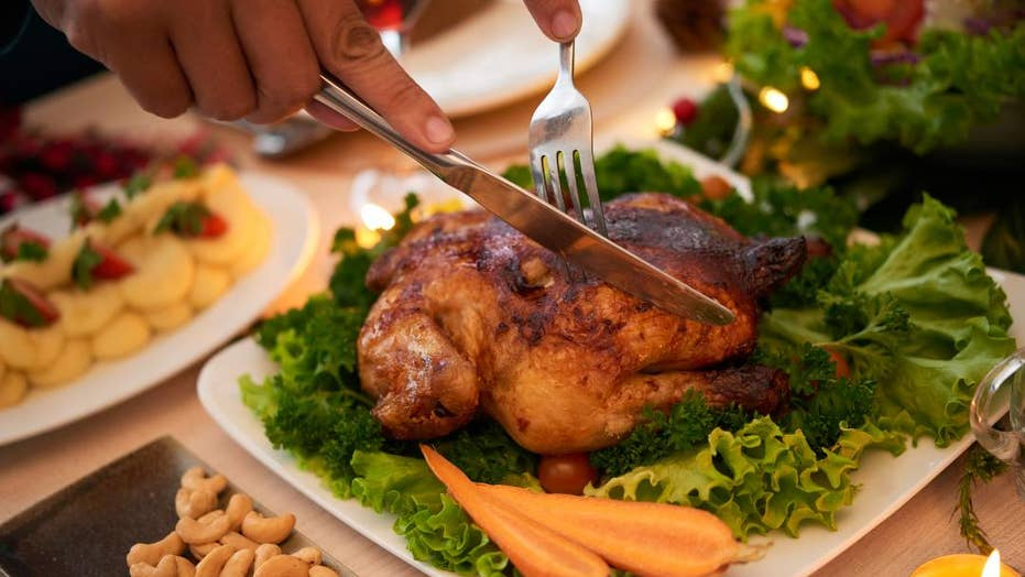 A heavy diet of poultry offers same health issues as red meat, new study shows