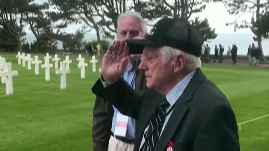 WWII veteran on traveling back to Normandy for the first time since D-Day