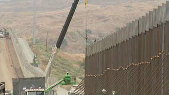 Border patrol agents warn of trouble spots along barrier