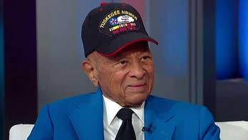 Tuskegee Airman recounts tales of war in new book